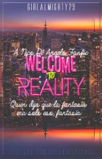 Welcome To Reality (Nico Di Angelo story) by GirlAlmighty29