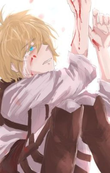 Will you stay? (Armin x suicidal! Reader)