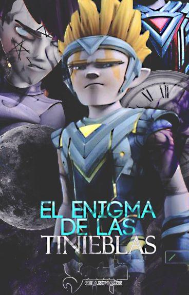 Sendokai Champions: El Enigma de las Tinieblas.