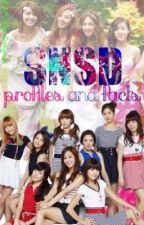 SNSD Profiles and Facts by FlamingPearl24