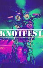 Knotfest. (a slipknot story.) by Meagan_Platz