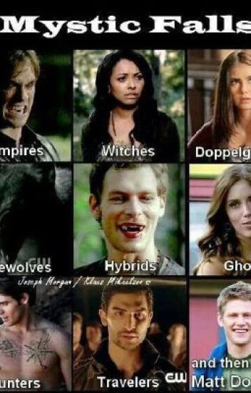 The vampire diaries/ the originals preferences........