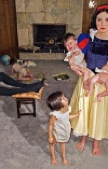 Blancanieves y sus hijos selena16685 wattpad for Blanca romero y sus hijos