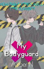 My Bodyguard {Vkook Fanfic} Book 1 by Haejin96