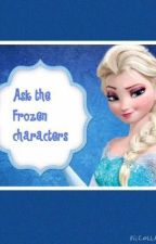 Ask the Frozen characters by AmbreenUsUf