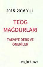 TEOG MADURLARI by es_krkmzr