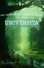 Crónicas del Ladron de Almas: Univérsita #OIMAwards by Jacksino2