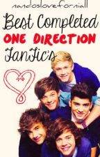 Best COMPLETED One Direction FanFic's by nandosloveforniall