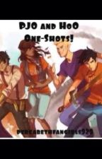 PJO and HoO One-Shots! by percabethfangirls929