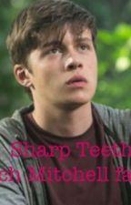 Sharp Teeth (Zach Mitchell) by Livv_JW