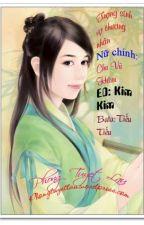 Trọng sinh vợ thương nhân by ThanhDang24