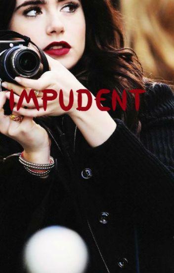 Impudent [Jasper Hale]
