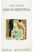 Ana Karenina- León Tolstoi by armlovely