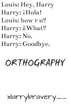 Orthography (L.S) english by HeyItsNella