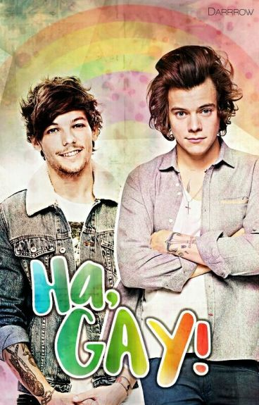 Ha, gay! // larry stylinson