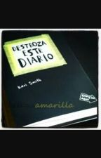 Destroza este diario by anto_belen_ortiz