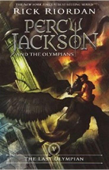 Reading Percy Jackson at Goode #Wattys2016