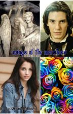 Wings of the Merciless (A Doctor Who short story) by LostQueenofMirkwood