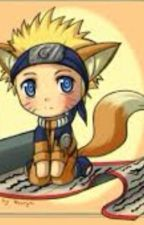 (SasuNaru) My fox friend by rainydayfangirl123
