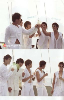 [fanfic] [DBSK] Happy Dinner