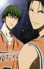 Just once more, call my name. (MidoTaka) by Koorinohime