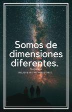 Somo de dimensiones diferentes ( Thor y tu)  by Ruslanasa