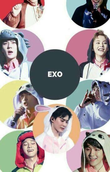Kpop OneShots EXO >o<