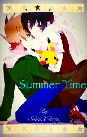 Summer Time *One Shot* 「Green x Red」 by SekaiXGreen