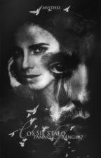 Coś się stało Panno Granger? |dramione| by mysthes