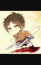 I fell in love. Again.(eren x reader) by raindow_sparkle