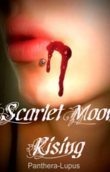 Scarlet Moon Rising by Panthera-Lupus