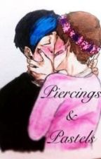 Piercings & Pastels by basiick