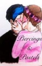 Piercings & Pastels by basiick