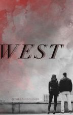 West (Romanogers) by thespyxsoldier