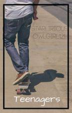 Teenagers (Priestwan) by owlgirl121