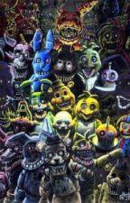 La historia Real de Five Nights At Freddy's by howellxselman