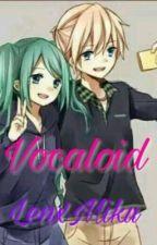 Vocaloid- Miku x Len by Polar3914