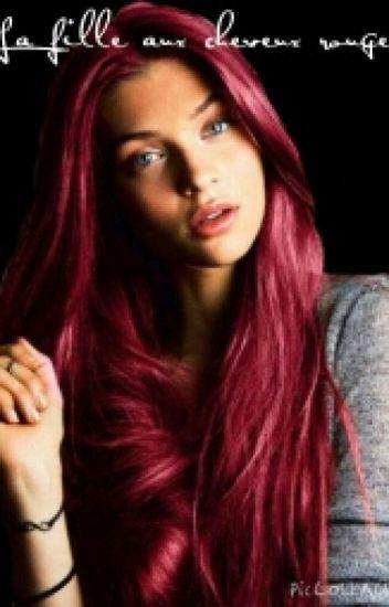 """La fille aux cheveux rouges """"N.V"""""""