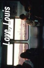 Love, Louis » Louis Tomlinson by avrtminseok