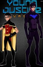 The Infiltrators (Second Book in the Revenge on the Boy Wonder Trilogy) by BoyWonder53