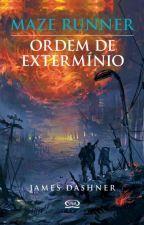 Maze Runner: Ordem de Extermínio by alascafray