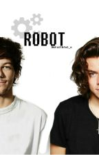 Robot.    Larry Stylinson. by xfaithful_x
