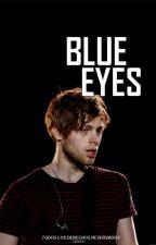 Blue eyes lrh by EndlessLewk