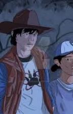 The Walking Dead Fanfic: Historias cruzadas- Carl Grimes x Clementine by PaperBrain