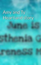 Amy and Ty Heartland story by KimberlyCarter6