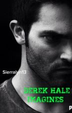 Derek Hale Imagines by Sierralyn13