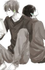 ¿Se lo diré o no se lo diré? 「MakoHaru」 by xunravel
