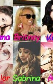 A-Z Top Artists by ILOVEARIANAKELLY