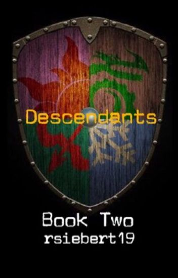 Descendants: Book Two of Jelsa Fairytale Series