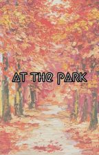 At the Park © ➳ Park Jimin by lianadsl